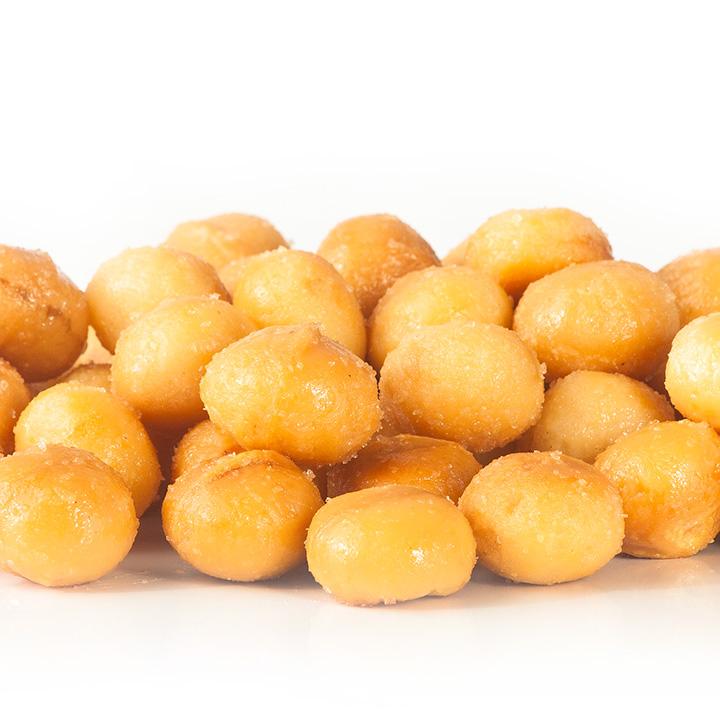 Nuez Macadamia frita con sal '00' 250gr