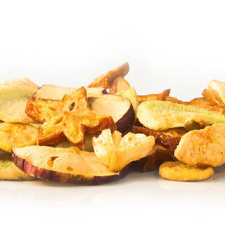Combinado 5 frutas frito con sal