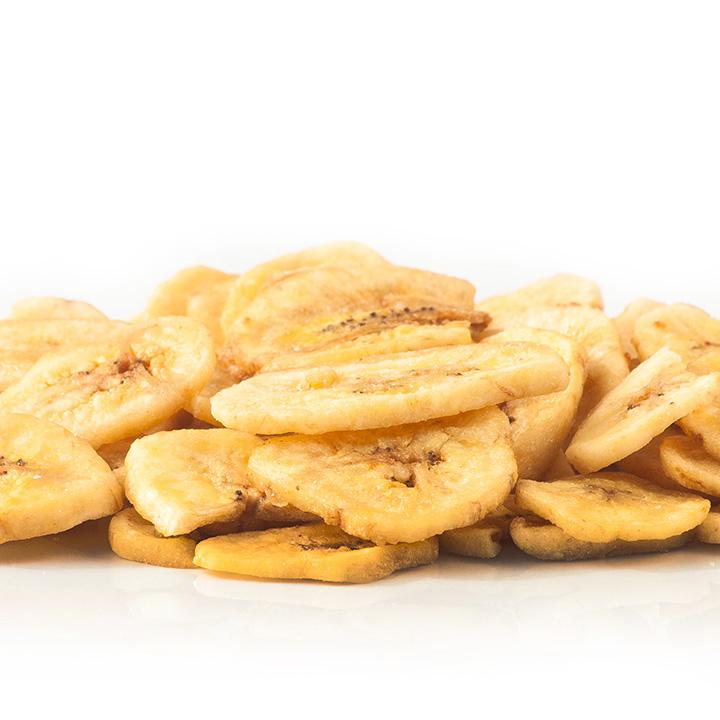 Plátano con miel